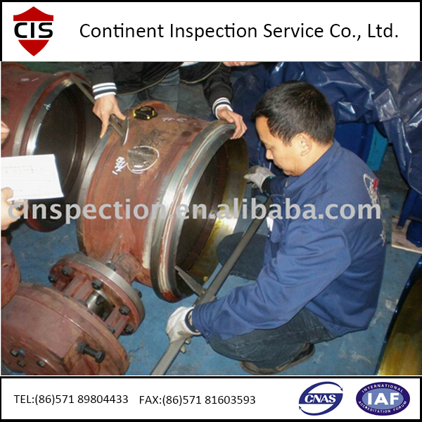 water valve inspection service