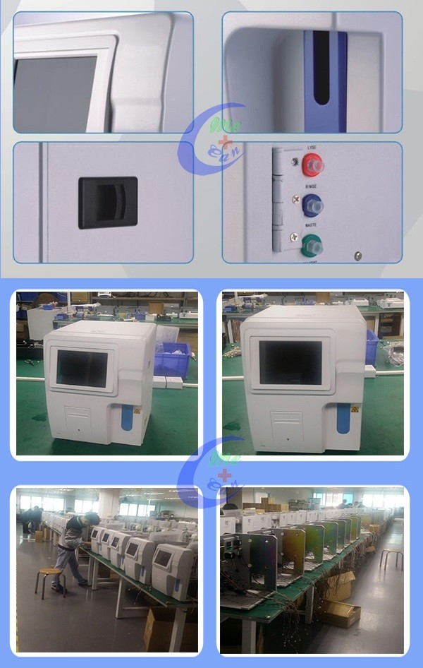 More pictures of animal hematology analyzer 2
