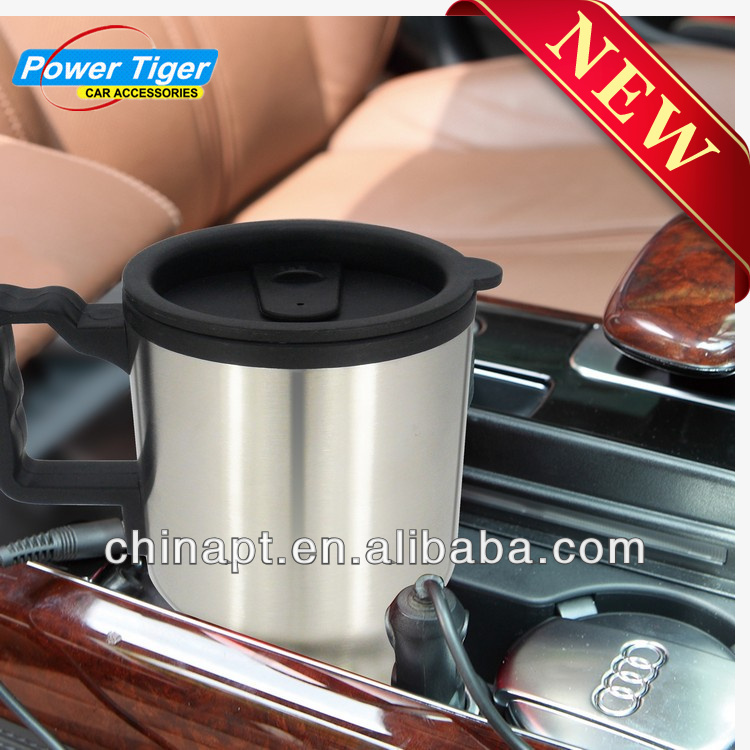 The 12V Car Kettle Vacuum Cup