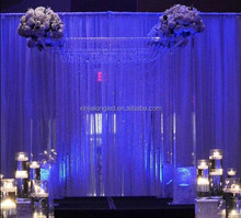 Transparent Acrylic Lucite Plexiglass Wedding Chuppah Clear Acrylic Mandap