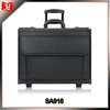 "Classic 17.3"" Laptop Rolling Computer Catalog Case Travel Rolling Bag"