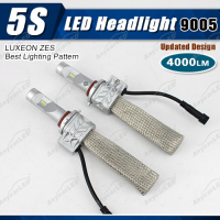 5S 9005 4000lm auto head light LED motorcycle headlight assembly