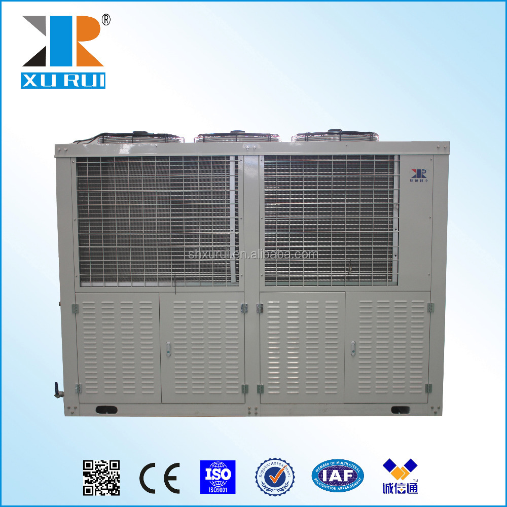 Low Temp Water Cooled Screw Type Water Chiller