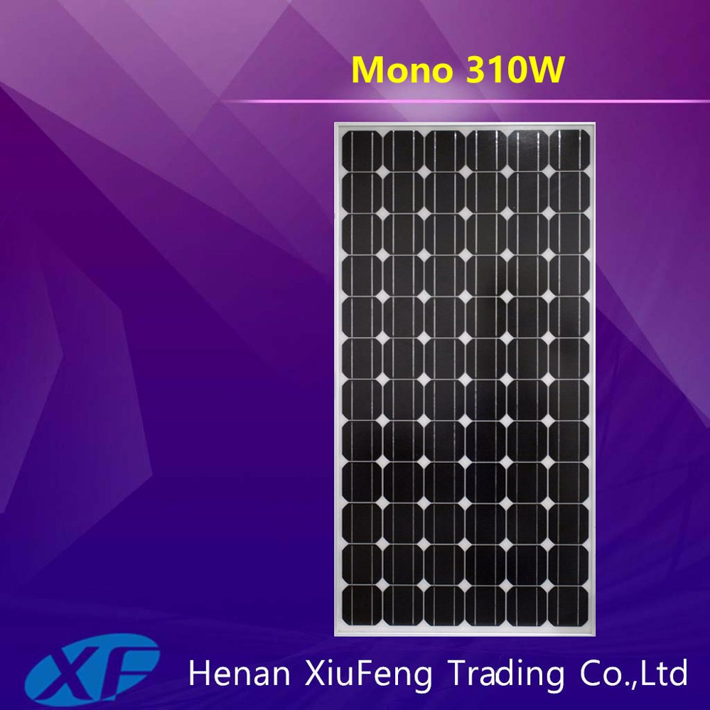 high quality 300watt solar panels price usd with IEC TUV CE certification for Senegal