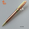 Valin rose gold metal pen with fancy engraved logo luxury pen gift