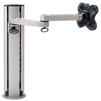 2017 BUTTERFLY Wall Mount Single TV MONITOR ARM