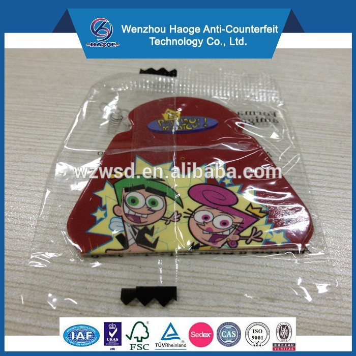 2014 High quality Coated Paper Fridge Magnet for door promotion