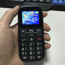 low price senior mobile phone cell phone with SOS button big keypad