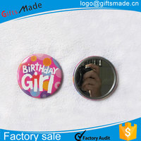 30 mm size badge making materials toy lapel pins maker