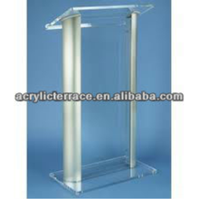 acrylic metal lectern/podium/pulpit