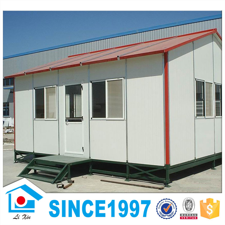 Eps Sandwich Panel Light Steel Thailand Prefabricated Houses
