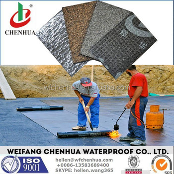 SBS / APP bituminous membranes, Asphalt membranes --- China factory sales directly