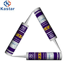 Nuetral cure fungus & mildew resistant silicone adhesive sealant for home decorations