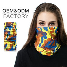 Multifunctional Tube Cheap Custom Bandana Printing
