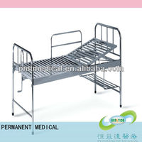 Stainless steel antique iron beds tubular hospital beds