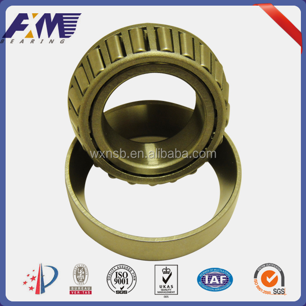 China manufacturer taper roller bearing 32972