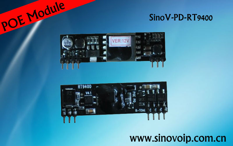 5v 12v poe pd module poe switch module