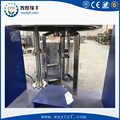 Dual shaft high speed planetary mixer disperser