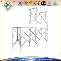 construction H frame scaffolding