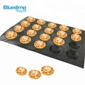 Silicone bread mini pizza bakeware baking molds tools tray liner