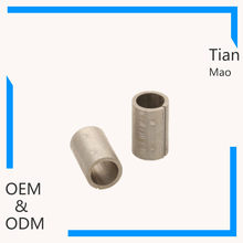 Custom cold-roll steel sheet compress limited DC01 metal bushing