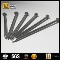 1-4 inches carbon steel polish common nail manufacturer in Tianjin