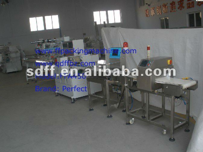 Fully Automatic Cereal Bar Packaging Line Machine