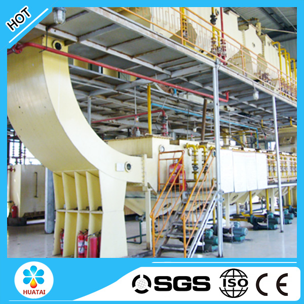The whole production line for soya bean oil extraction machine with best service