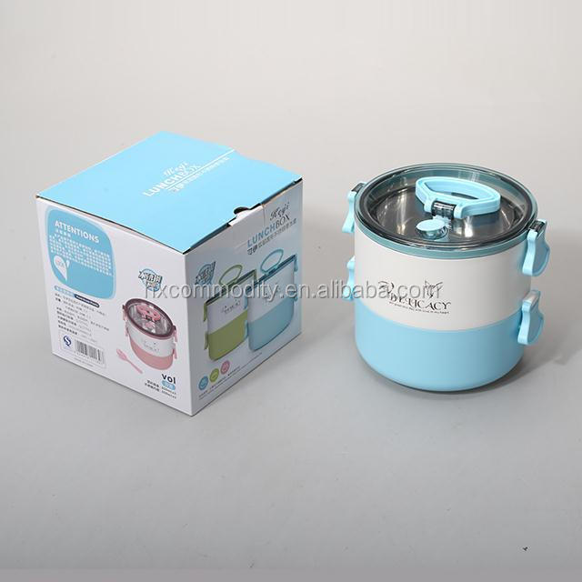 hot sale stainless steel lunch box bento