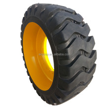 Chinese grader tire 17.5-25 17.5x25 17.5r25 solid wheel loader tires michelin