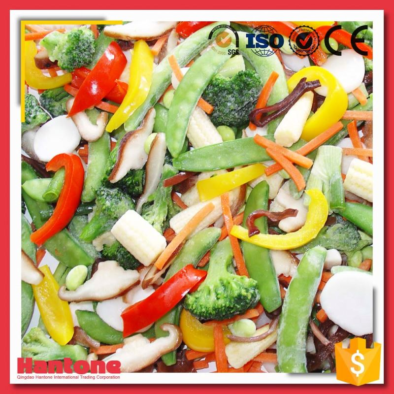 Import IQF Frozen Mixed Vegetables For Sale