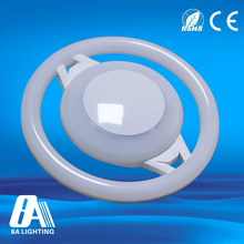 New product 12w O tube 7.5 inch ring shape led tube light lamp