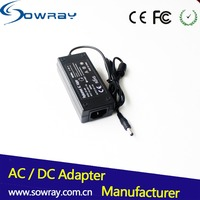 12 Volt DC LCD Monitor 12V 4A 48W Laptop AC DC Charger AC Adapter For LED Light