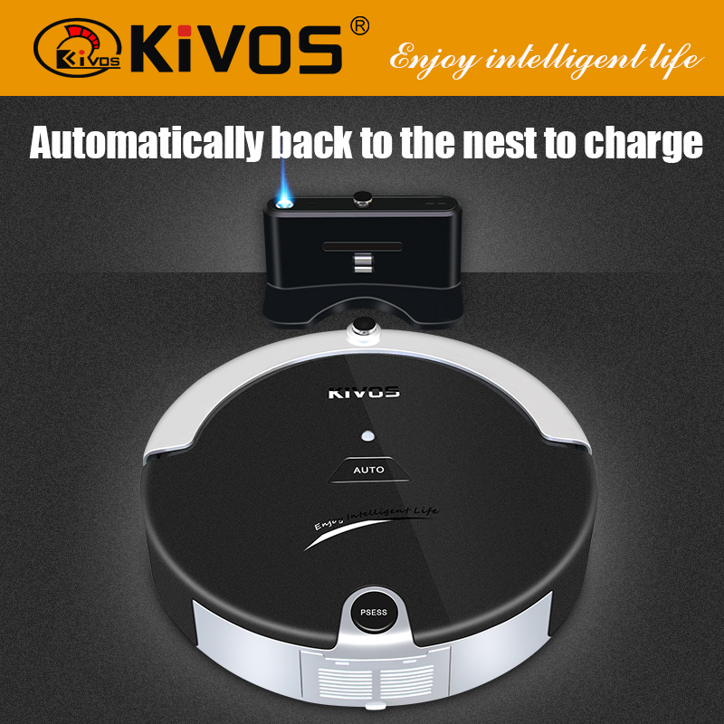KIVOS vacuum cleaner for panel cleaning KVC5 vacuum cleaner for concrete floor