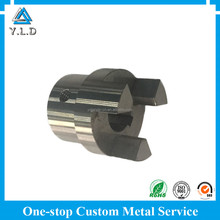 YLD 2017 New Custom Project TOP Precision 316L Stainless Steel Machining Parts For Hydraulic Engineering