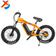 Manufacturer selling 20 inch fat tire snow beach cruiser electric bike with 36v10Ah bottle Li-ion battery