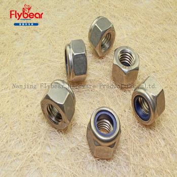 Nylon Collar Locks 52