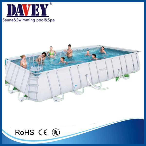 2016 hot sale above ground Intex frame swimming pool
