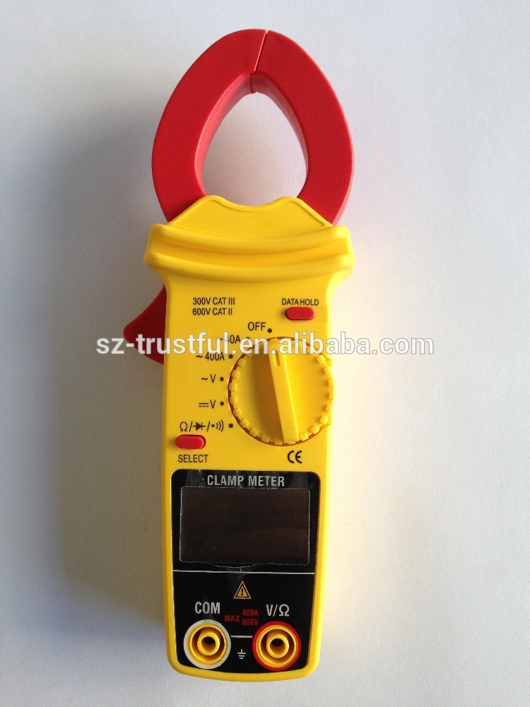 Factory wholesale quality power factor clamp meter with best and low price