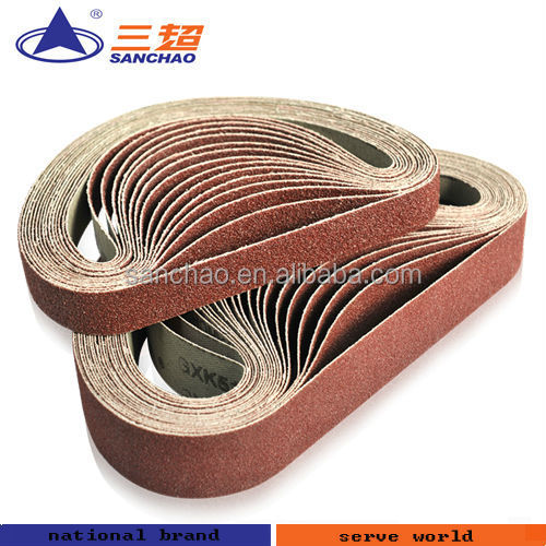 sanding and abrasive accessory sanding belts