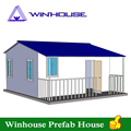 Luxury Family Homes Modular Prefabricated Houses Light Steel Structure Villa