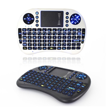 Rii Mini i8 Keyboard Backlight For Android TV Box Remote Control