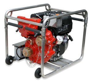 JOHSTADT FIRE FIGHTING PUMP TYPE EL 500D