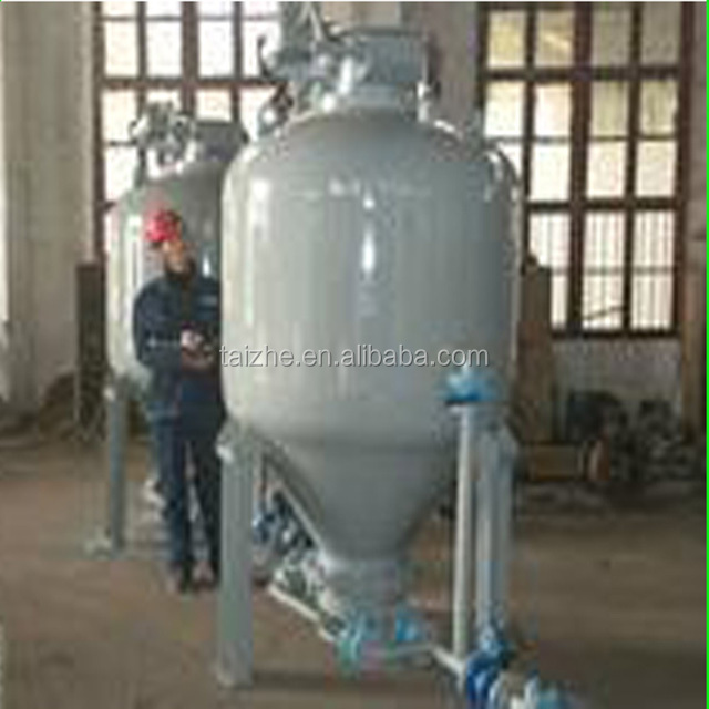Automatic Pressure Vessel Pneumatic Conveying System