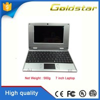 High Performance Chinese Sample Games Free Download Mini Laptop 7 inch HD