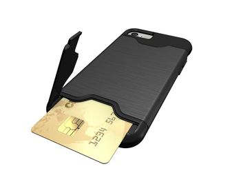 alibaba express bulk buy from china 11 Years Experience factory credit card 2 in 1 Phone Case For iPhone 7