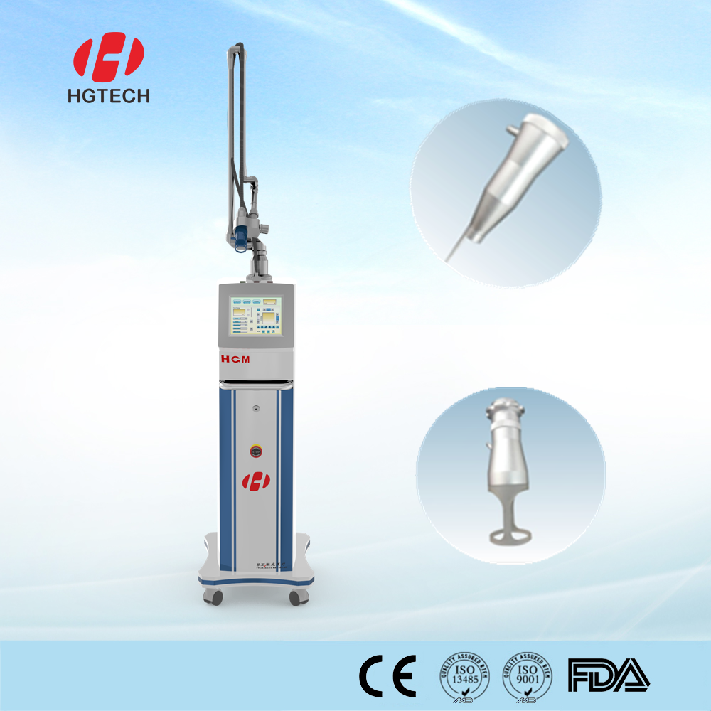 Health beauty Laser rust removal Vagina tightening fractional co2 laser price