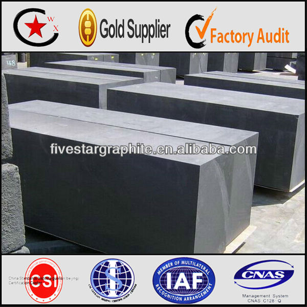 Vibrating Graphite Block for Electrode Graphitization Furnace