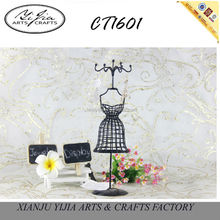2014 new multi-functional metal jewelry display stand /shop & home decoration