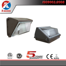 DLC ETL listed 5 year warranty led wall pack/led wallpack/wall pack led lights